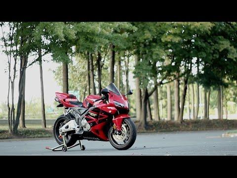 2005 2006 Honda Cbr600rr Yoshimura Red Video S Youtube Na