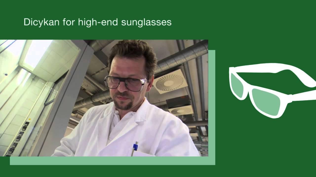fac2a53ecfa Modul 4  Dicykan for high-end sunglasses - YouTube