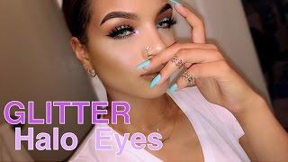 Glitter Halo Eyes
