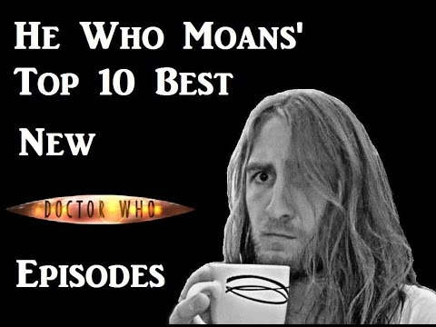 Top 10 Best New Doctor Who episodes according to He Who Moans