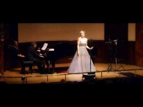 Joyce DiDonato & Antonio Pappano Live at Wigmore Hall: album & interviews