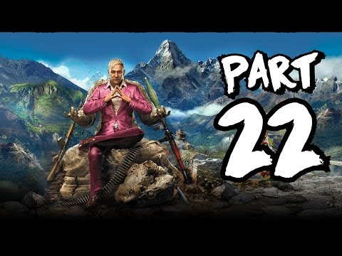 ► Far Cry 4 | #22 | Vypořádání s Noore | CZ Lets Play / Gameplay [1080p] [PC]