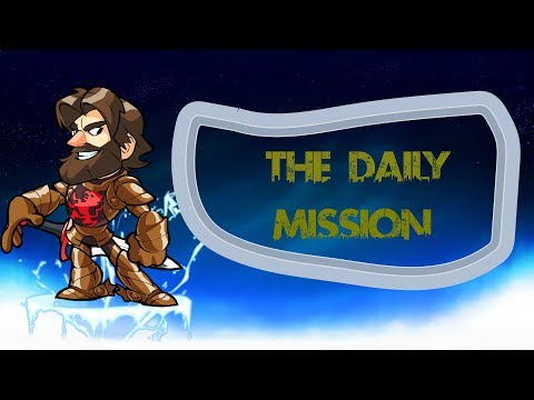 Brawlhalla - The daily mission Ep 238: Sir Roland