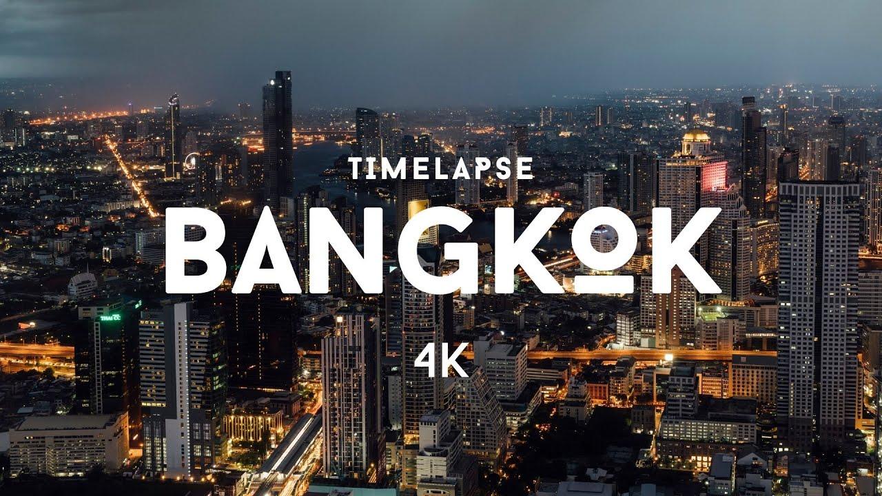 Bangkok - 4K