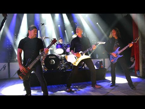 Metallica - Live at Circus Halligalli, Berlin, Germany (2016) [Full HDTV Set]