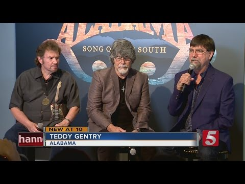 Country Music Hall Of Fame Exhibit Honors Alabama