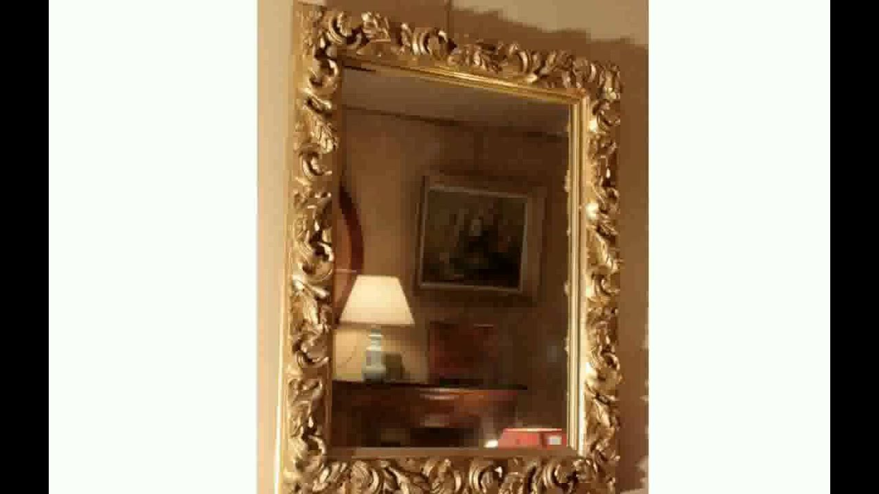 D coration miroir youtube for Miroir casse