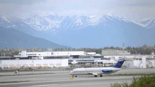 "Dual ""Classics"" @ Ted Stevens Anchorage Int"