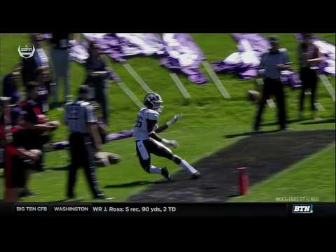 Western Michigan at Northwestern - Football Highlights