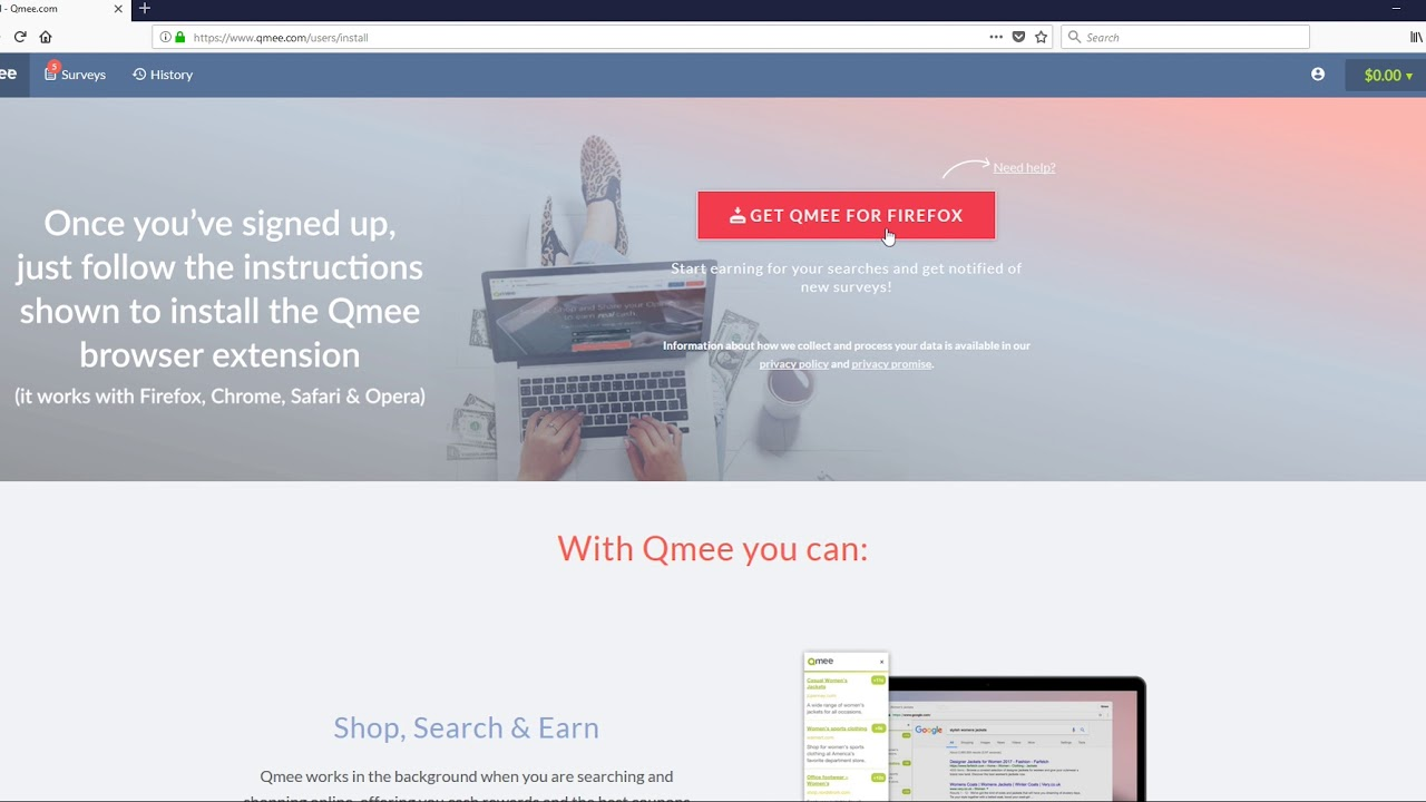 Installing Qmee to your browser - Qmee Blog