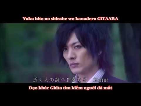 [Vietsub+Kara] Akatsuki no Kuruma - Gundam Seed OST