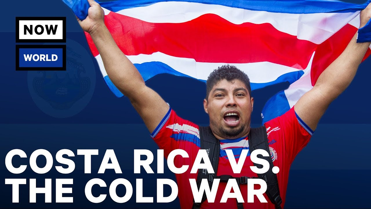 How Costa Rica Avoided Cold War Violence | NowThis World
