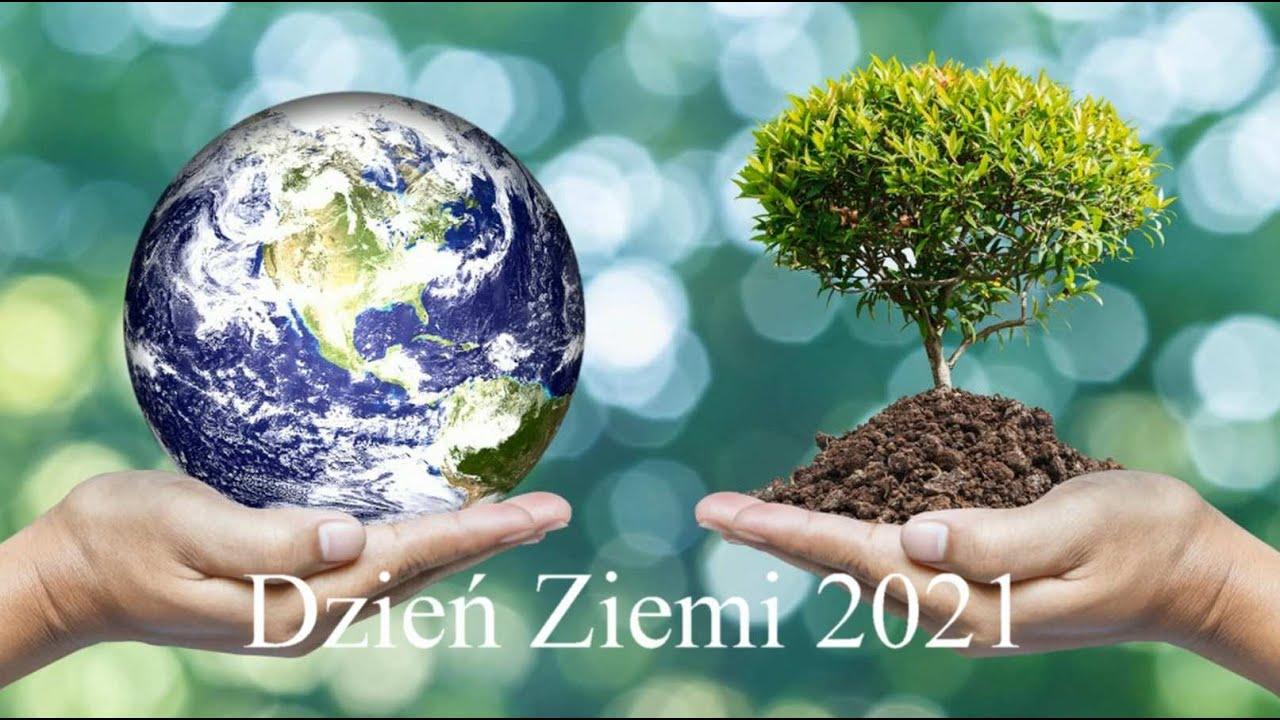 Dzień Ziemi 2021 - SP Tuliszków - YouTube