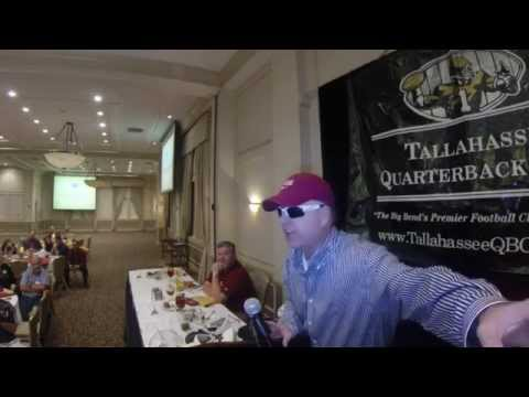 Scott Moore @QB club by Will Haley