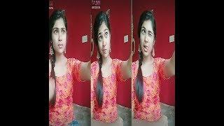 Tamil Girl Anjana Dubsmash 2018