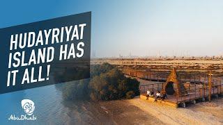 Hudayriyat Leisure & Entertainment District, Abu Dhabi's leisure hub | Visit Abu Dhabi