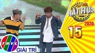 Cặp đôi hài hước Mùa 3 - Tập 15: Chuyện hai chàng - Gia Huy SuSu, Hồ Khánh Long