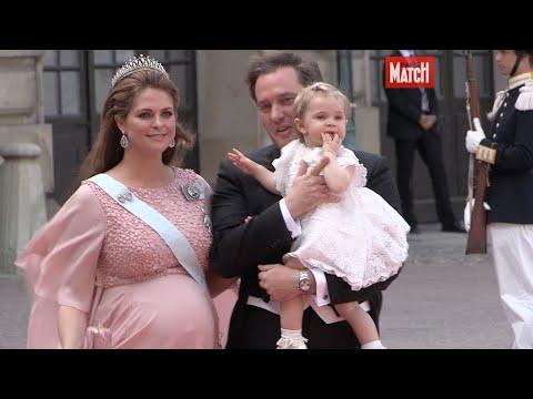 Le défilé des têtes couronnées au mariage de Carl Philip de Suède et Sofia thumbnail