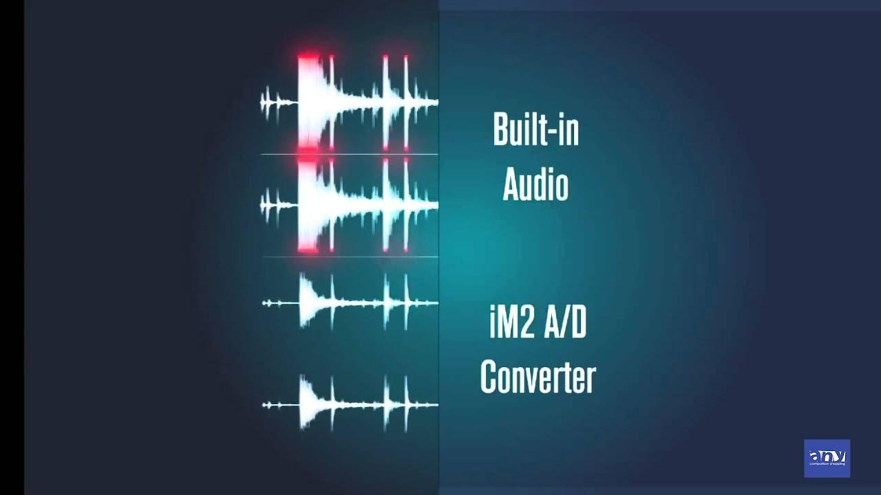 TASCAM iM2W Channel Portable Digital Recorder - YouTube