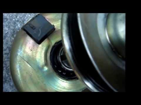 Craftsman electric clutch replacement - model 917272240 - YouTube