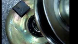 Craftsman electric clutch replacement - model 917.272240