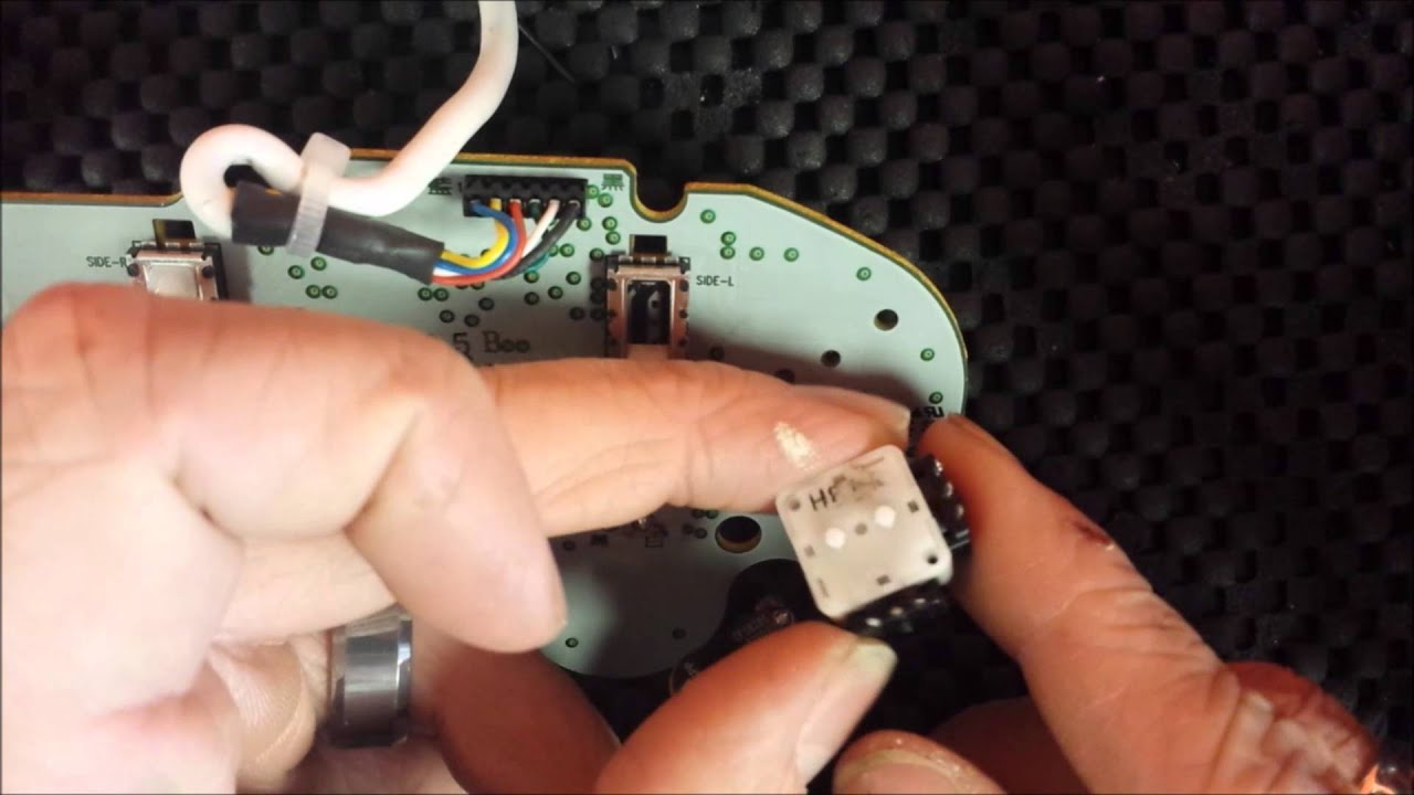 Gamecube Controller Stick Box Repair And Replacement Youtube Wiring Diagram Right