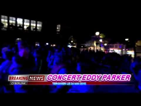 CONCERT EDDY PARKER MAI 24 MAI 2015 TERGNIER