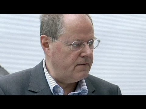 Allemagne : Steinbruck portera les couleurs du SPD face à Merkel