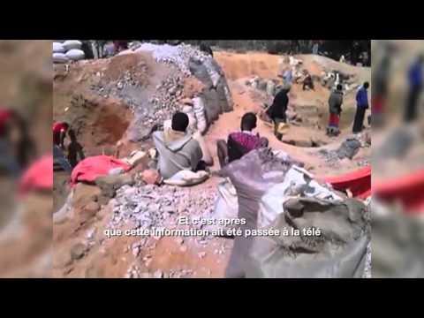 RD Congo : un village assis sur une mine de Cobalt