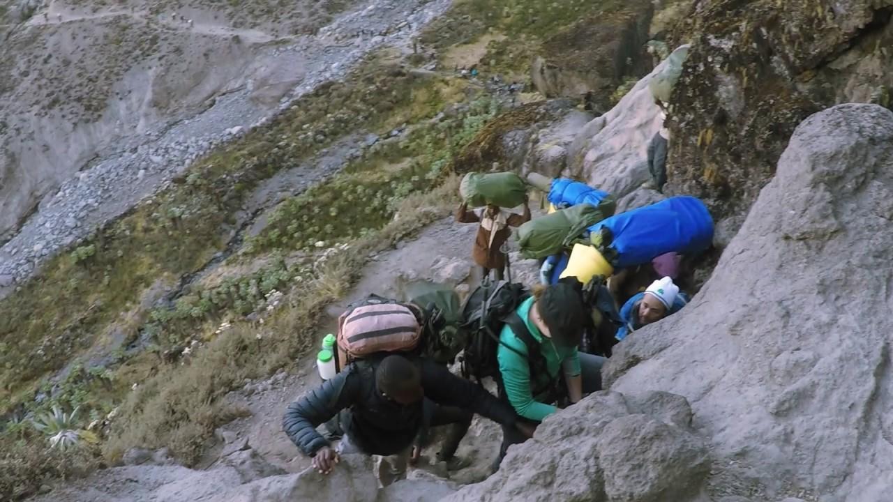 Kilimanjaro Climb By Trekking Hero Youtube