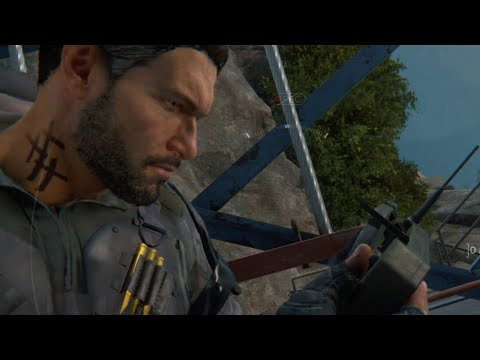 Sniper Ghost Warrior 3 - Stealth Gameplay Compilation in DAM |