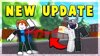 *NEW* SOUL ATTACK UPDATE! SUPER POWER TRAINING SIMULATOR (ROBLOX)