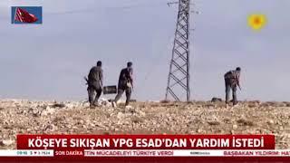 PYD Esad'dan Yardım İstedi ! - AFRİN SON DAKİKA !