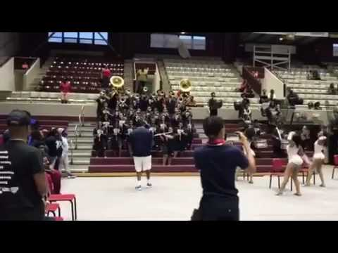 "Bertie high school band 2017 ""this morning"""
