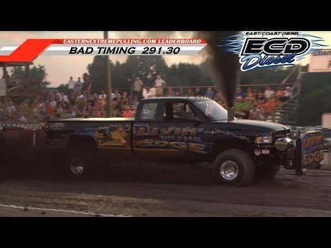 (7/29/16) Harford County Farm Fair   Bel Air, MD   ECD Pro Stock Diesel Class