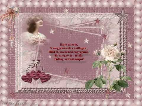 szülinapi köszöntő nővéremnek Drága Testvéremnek! Sok Boldog születésnapot!   YouTube szülinapi köszöntő nővéremnek