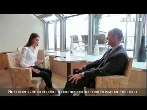 Интервью — Даг Девос, президент Amway Corporation (c) Ведомости