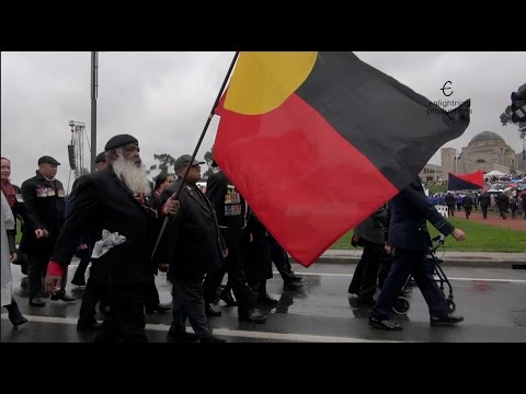 First Formal Acknowledgement of First Nations people' in the Australian Defence Force