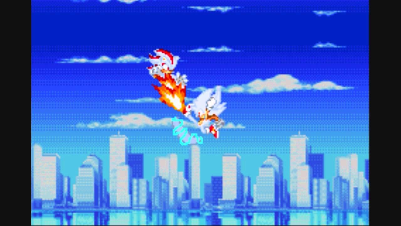 Hyper Sonic Vs Hyper Shadow