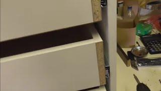 Как собрать шуфлядку. Выдвижные ящики(В этом видео я рассказываю и показываю все нюансы по сборке выдвижных ящиков (шуфляд). А также немного о..., 2015-03-28T17:55:49.000Z)