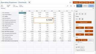 Adding Plan Information in Oracle Planning and Budgeting Cloud video thumbnail