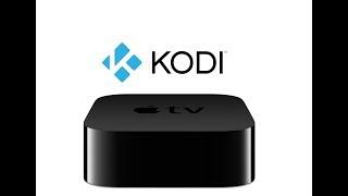 ➡️ How to install Kodi / Exodus / Plugins on Apple TV 4 gen.