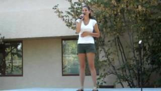 UB 2010 RA Sam singing