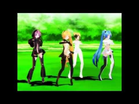::MMD MOTION DL:: Happiness