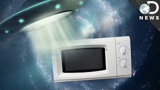 Are Microwave Ovens Messing Up Alien Research?