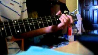 Vệt nắng cuối trời Guitar cover by Mạnh Khùng
