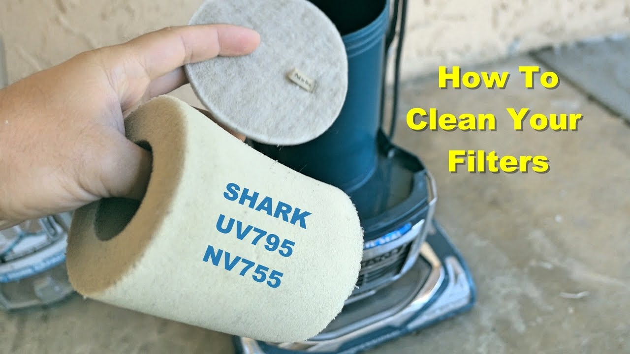 Shark Vacuum Filters