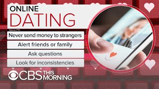 Behind the increase in dating app scams