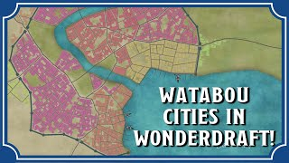 Making City Maps With Wonderdraft and Watabou | Icarus Games thumbnail