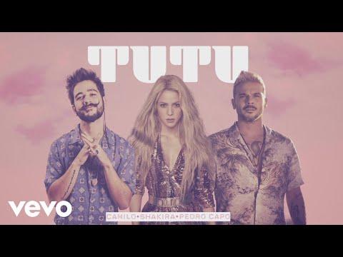 Camilo, Shakira, Pedro Capó - Tutu (Remix - Audio)